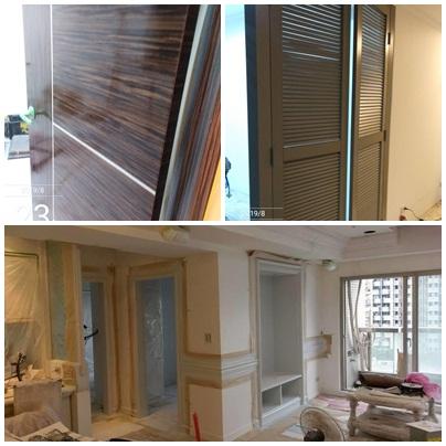 裝潢油漆,室內裝潢油漆,室內裝潢噴漆,木工裝潢油漆,天花板油漆,矽酸鈣板油漆,木工油漆,木作油漆 - 未命名的相簿
