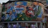 日誌用相簿:牆彩繪,牆壁彩繪,彩繪牆壁,油漆彩繪,牆面彩繪,外牆彩繪,美化彩繪,室內彩繪,彩繪房間,鐵捲門彩繪