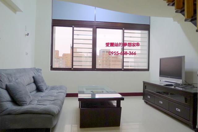 文化BOBO-7F客廳1.JPG - 文化中心精品樓中樓套房