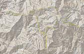 北一段縱走day6-中央尖溪、南湖溪、賦歸:北一段航跡圖.jpg