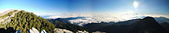 北一段縱走day3-南湖大山東峰、馬比杉山:陶賽峰全展望2.jpg