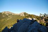 北一段縱走day3-南湖大山東峰、馬比杉山:DSC_0477.JPG