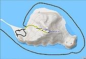 龜山島山:龜山島山航跡圖.JPG