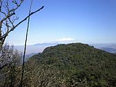 白雞山雞罩山縱走:P1200286.JPG