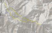 北一段縱走day3-南湖大山東峰、馬比杉山:day3航跡圖.jpg
