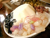 20090914-大溪Tina廚房&愛情故事館:人蔘豆腐酪冰