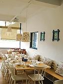 20090914-大溪Tina廚房&愛情故事館:生機自助餐