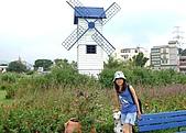 20090914-大溪Tina廚房&愛情故事館:風車有荷蘭風!
