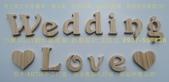 木片中文字、木工中文字、木片英文字母、數字擺飾、婚禮宴客佈置、婚紗拍攝道具、小寶貝DIY創意館:Wedding 木片中文字、木工中文字、木片英文字母、數字擺飾、婚禮宴客佈置、婚紗拍攝道具、小寶貝DIY創意館