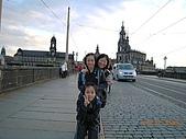 9807德國親子自助遊:從易北河橋上欣賞德勒斯登