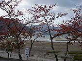 奧之細道楓情(第二天)971104:酒店湖畔(田澤湖)