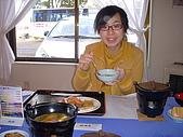奧之細道楓情(第二天)971104:酒店早餐