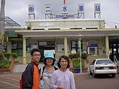 台鐵郵輪式列車-海線尋幽之旅(981024):二水火車站  981024