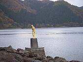 奧之細道楓情(第二天)971104:田澤湖畔-辰子橡
