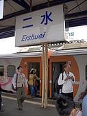 台鐵郵輪式列車-海線尋幽之旅(981024):郵輪式列車(二水) 981024