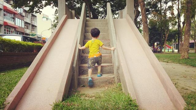 嘉義市2.jpg - 累積時間。累積幸福。滑梯之旅