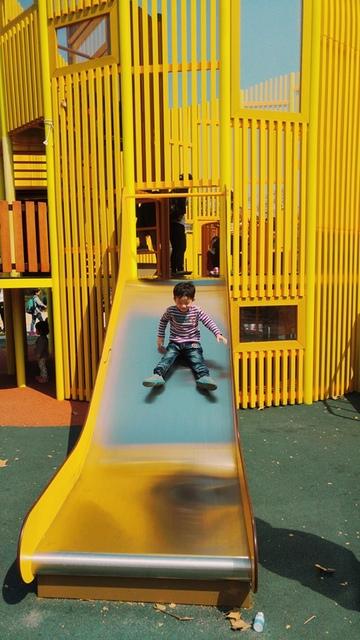 韓國兒童大公園.jpg - 累積時間。累積幸福。滑梯之旅