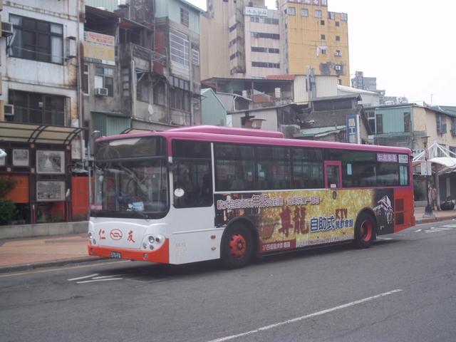 公車巴士-台灣 ibus  愛巴士交通聯盟:仁友客運  576-FQ