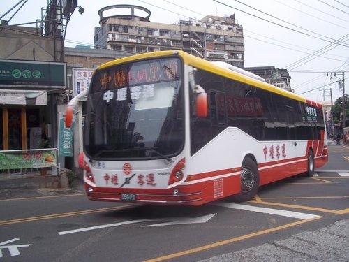 公車巴士-中壢客運:中壢客運 050-FX