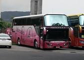 公車巴士-旅遊遊覽車( 紅牌車 ):旅遊遊覽車  KAC-3268