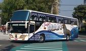 公車巴士-旅遊遊覽車( 紅牌車 ):旅遊遊覽車    KAA-9115