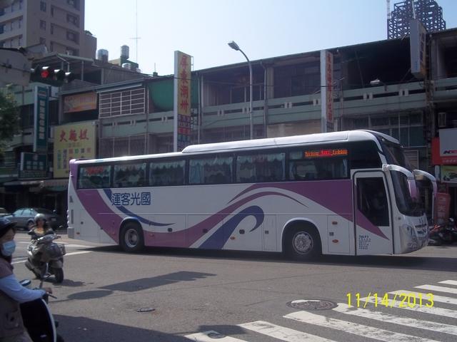 公車巴士-國光客運:國光客運 766-FY
