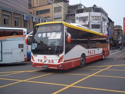 公車巴士-中壢客運:中壢客運 042-FX