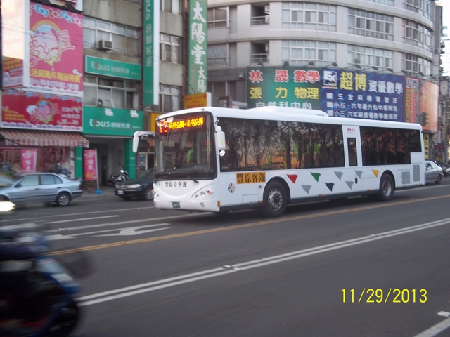 公車巴士-豐原客運:豐原客運 748-FX