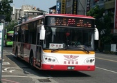 公車巴士-三地企業集團:高雄客運    883-V2