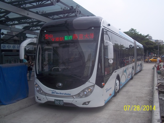 公車巴士-統聯客運集團:統聯客運  742-U5