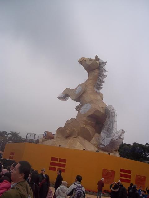 休閒旅遊-'元宵節'台灣燈會:2014 南投台灣燈會- 主燈區照片(2)
