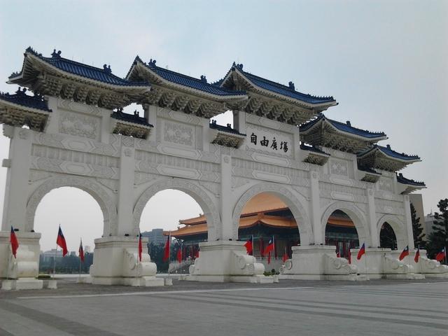 休閒旅遊:旅遊景點-中正紀念堂(1)