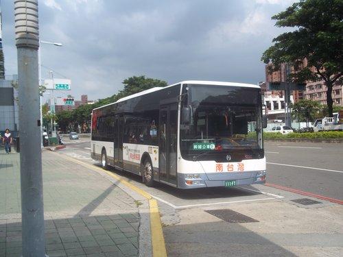 公車巴士-南台灣客運 :南台灣客運 111-FT