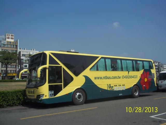 公車巴士-南投客運:南投客運 927-FX