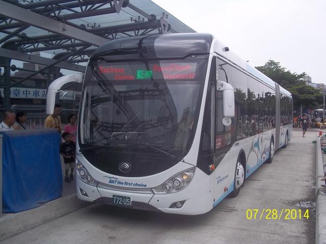 公車巴士-統聯客運集團:統聯客運  772-U5