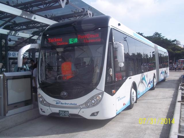 公車巴士-統聯客運集團:統聯客運  755-U5