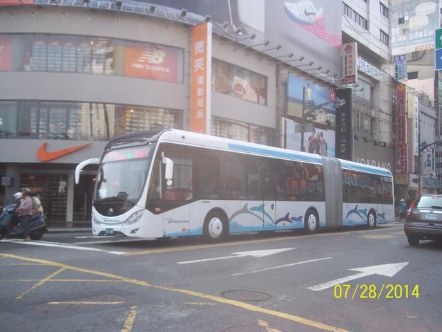 公車巴士-台中客運:台中客運  615-U8