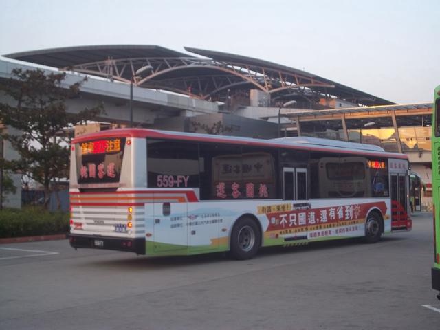 公車巴士-桃園客運:桃園客運 559-FY