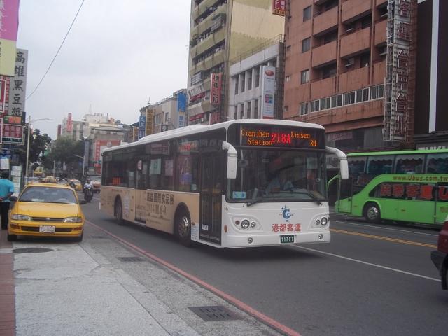 公車巴士-港都客運:港都客運  117-FT