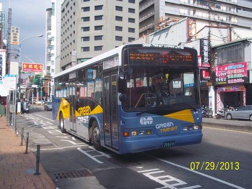 已除役的國道客運.市區公車.公路客運相簿:豐榮客運 715-FY