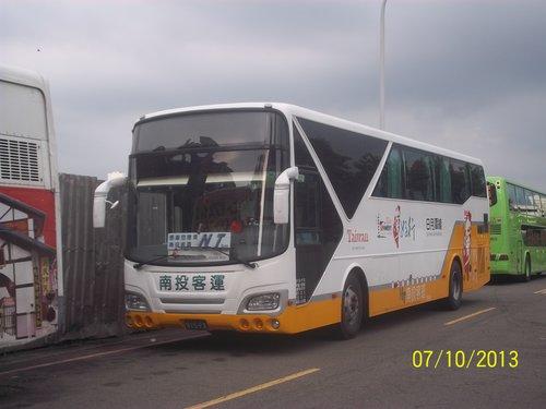 公車巴士-南投客運:南投客運 915-FX