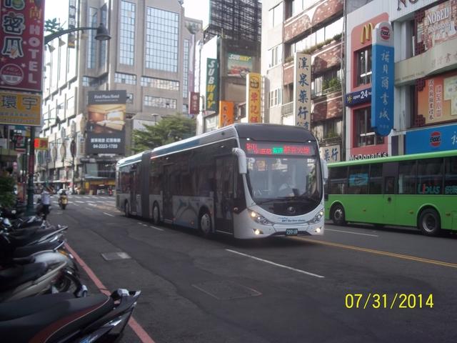 公車巴士-台中客運:台中客運  299-U8