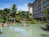 帛琉真美麗四日遊DAY1&DAY2:我們房間就在右處五樓.JPG