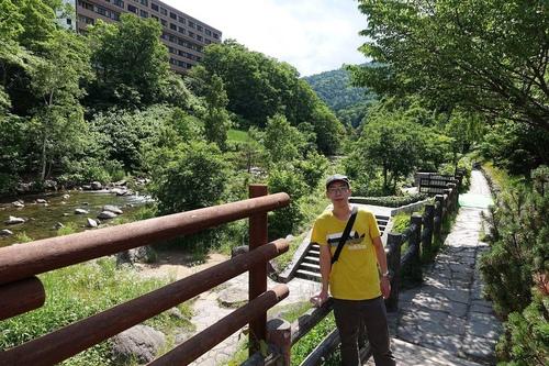 DSC01700.jpg - 北海道自由行第二天(定山溪.豐平峽水庫)