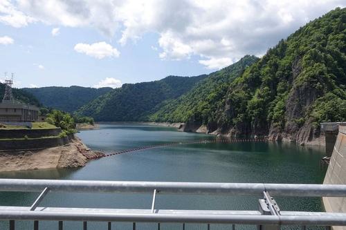 DSC01643.jpg - 北海道自由行第二天(定山溪.豐平峽水庫)