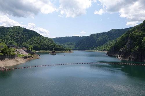 DSC01681.jpg - 北海道自由行第二天(定山溪.豐平峽水庫)