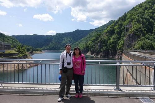 DSC01644.jpg - 北海道自由行第二天(定山溪.豐平峽水庫)