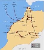 2016 摩洛哥:路線圖