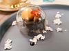 糖球 / 水果 / 食用花 / 巴斯克乳酪蛋糕