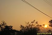 自行車單日破百20081122:太陽出來了.jpg